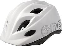 Защитный шлем Bobike One Plus S / 8740900008 (snow white) -