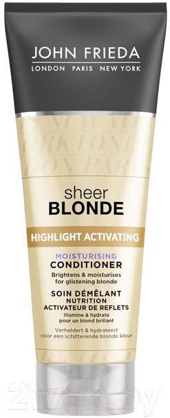 Купить Кондиционер для волос John Frieda, Sheer Blonde увлажняющий активирующий для светлых волос (250мл), Германия, Sheer Blonde (John Frieda)