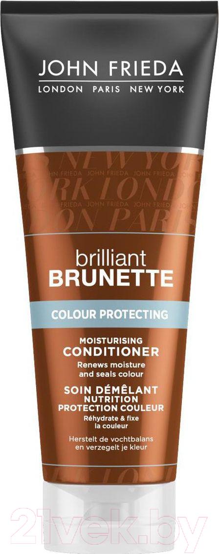 Купить Кондиционер для волос John Frieda, Brilliant Brunette Colour Protecting увлажняющий (250мл), Германия, Brilliant Brunette (John Frieda)