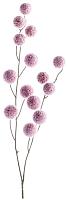 Искусственный цветок Home and You Furry 43288-ROZ1-PAT -
