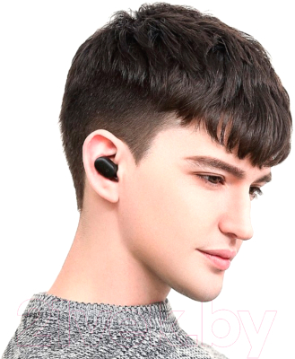 Односторонняя гарнитура Xiaomi Mi Bluetooth Mini / ZBW4443GL (черный)
