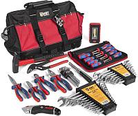 Универсальный набор инструментов КВТ Домовой-06 Авто (79169) -