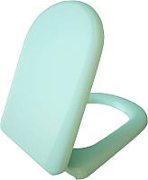 Сиденье для унитаза Керамин Сити (полипропилен, салатовый) -