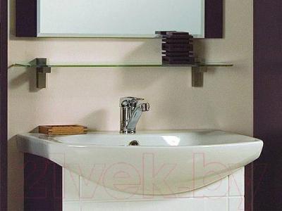 Полка для ванной Акватон Альпина 65 (1A134903AL010) - общий вид в комплекте