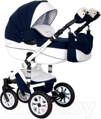 Детская универсальная коляска Riko Brano Ecco 2 в 1 (11) - общий вид