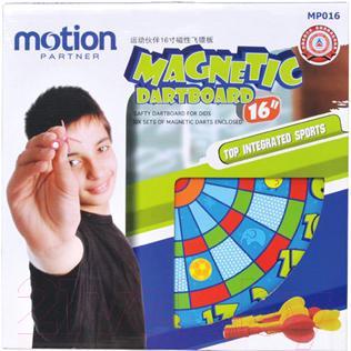 Магнитный дартс Motion Partner MP016 - общий вид