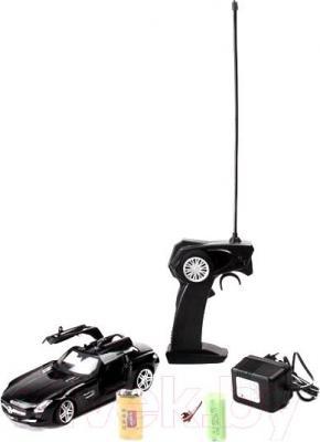 Радиоуправляемая игрушка MZ Автомобиль Die Cast Benz SLS (25046A) - пульт-джойстик