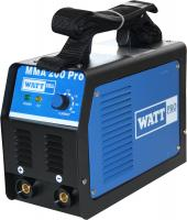 Сварочный аппарат Watt MMA 160 Pro -