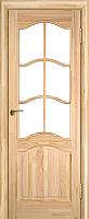 Дверь межкомнатная Юркас ПМЦ № 7 ДО 80x200 (сосна неокрашенная) -