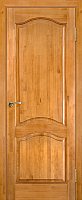 Дверь межкомнатная Юркас ПМЦ № 7 ДГ 70x200 (светлый лак) -