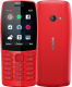 Мобильный телефон Nokia 210 Dual Sim / TA-1139 (красный) -