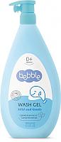 Гель для душа детский Bebble Mild and Gentle (400мл) -