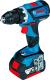 Профессиональная дрель-шуруповерт Bosch GSR 18V-60 C Professional (0.601.9G1.100) -