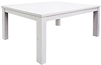Обеденный стол Dipriz Мэдисон Д 4181-2 (белый воск) -