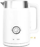 Электрочайник Kitfort KT-659-1 (белый) -