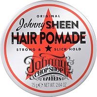 Воск для укладки волос Johnny's Chop Shop Sheen Hair Pomade сильная фиксация (75г) -