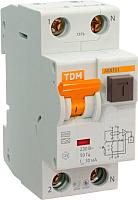 Дифференциальный автомат TDM SQ0202-0004 -