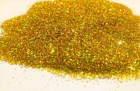 Блестки для жидких обоев Bioplast Глиттер М50 (10г, золото) -