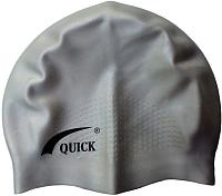 Шапочка для плавания No Brand QA (серый) -