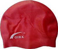 Шапочка для плавания No Brand QA (красный) -
