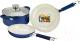 Набор кухонной посуды Vitesse VS-2238 (синий) -