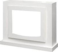 Портал для камина Смолком Lucca FS25 (бьянко белый) -