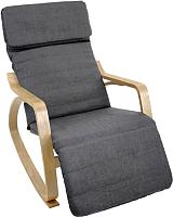 Кресло-качалка Calviano Relax F-1102 (графит) -