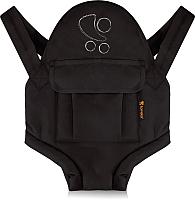 Сумка-кенгуру Lorelli Comfort / 10010020006 (Black) -