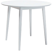 Обеденный стол Signal Larson (белый) -
