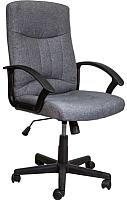 Кресло офисное Седия Polo (серый) -