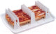 Комплект посуды для СВЧ Bradex Bacon Chef TK 0075 -