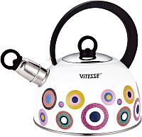 Чайник со свистком Vitesse VS-7816 -