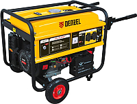 Бензиновый генератор Denzel GE 4500E (94683) -
