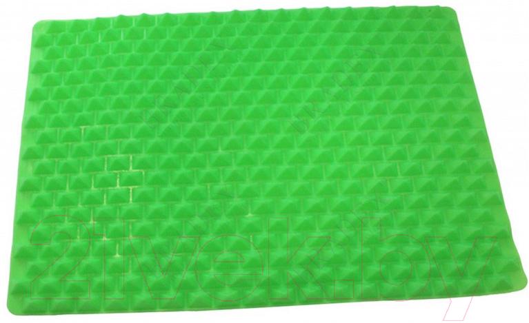 Купить Коврик для теста Bradex, TK 0101, Китай, зеленый, силикон