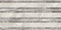 Декоративная плитка Absolut Keramika Nairobi Decor Listone Perla (316x632) -
