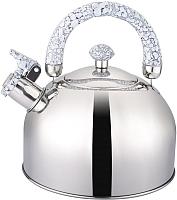 Чайник со свистком Appetite LKD-2125G -
