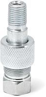 Соединитель для пневмоинструмента Forsage F-SP0010-CP -