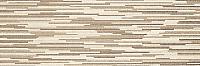 Декоративная плитка Absolut Keramika City Decor Lamas Noce (333x100) -
