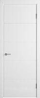 Дверь межкомнатная Юркас Colorit К4 ДГ 70x200 (белая эмаль) -