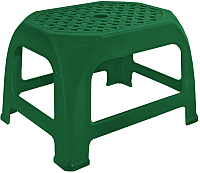Табурет пластиковый Алеана Кроха (зеленый) -