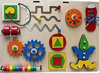 Развивающая игрушка Крона Развивайка Бизиборд / 170-005 -