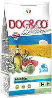 Корм для собак Adragna Dog&Co Wellness Adult Mini Fish&Riсe (800г) -