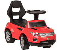 Каталка детская Happy Baby Jeeppy 50013 (красный) -