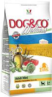 Корм для собак Adragna Dog&Co Wellness Mini Adult Chicken&Rice (800г) -