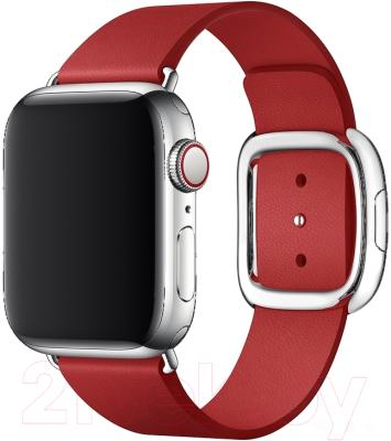 Ремешок для умных часов Apple PRODUCT (RED) Modern Buckle Band 40mm Large / MTQV2
