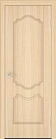 Дверь межкомнатная Юркас ПВХ Стандарт ПГ Орхидея 80x200 (беленый дуб) -