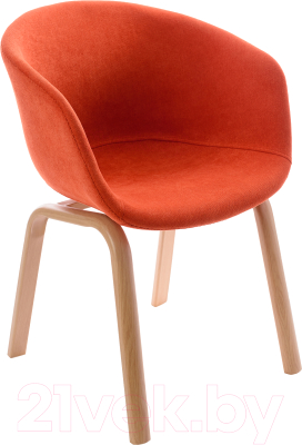 Стул Mio Tesoro Итри SC-256F (оранжевый)