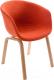 Стул Mio Tesoro Итри SC-256F (оранжевый) -