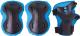 Комплект защиты Ridex Rapid (M, голубой) -