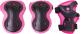 Комплект защиты Ridex Rapid (M, розовый) -